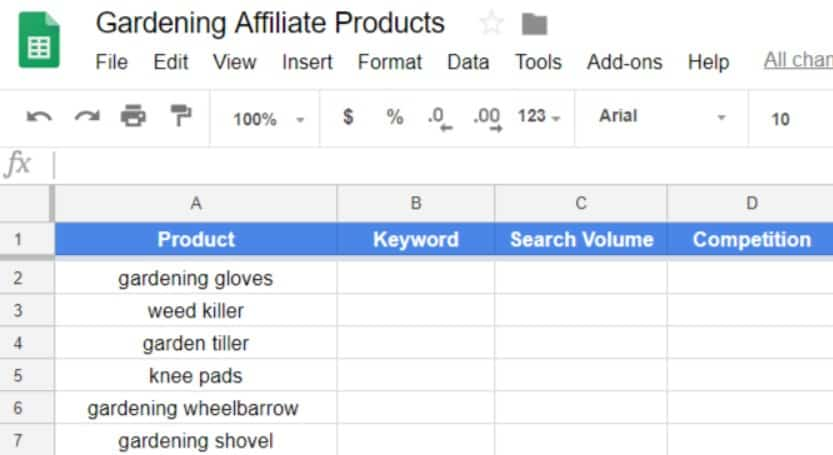 The exact template that helped my site earn $95,000 in affiliate